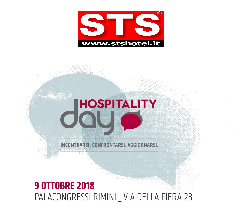 Hospitality Day – 9 Ottobre 2018
